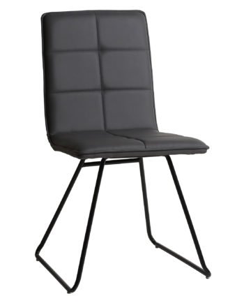 chaise Anversa Anaconda 841 grey 1