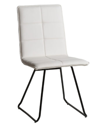 chaise Anversa Anaconda 841 white 1