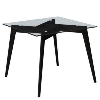 table Anversa Azurra 149 black 1