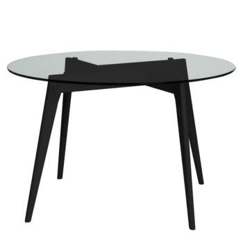 table Anversa Azurra 150 black