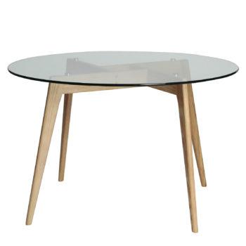 table Anversa Azurra 452 wood 1