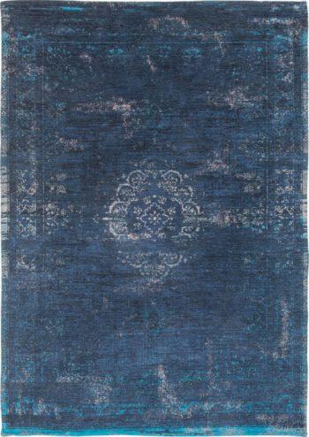 tapis Louis De Poortere LX8254 Fading World Medaillon Blue Night